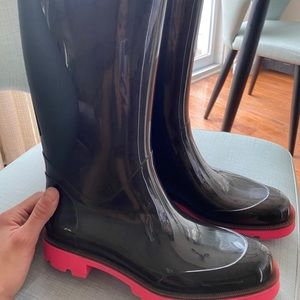 Authentic Gucci Women's Rain-boots